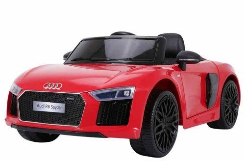 Audi R8 Spyder Kids Car Battery Operated Kids Ride On Car Srisai