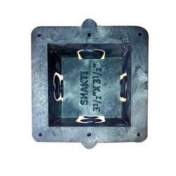 Shakti Square PVC Concealed Electrical Box, For Electric Fitting