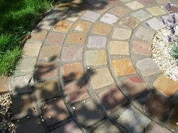 Indian Sandstone Cobbles