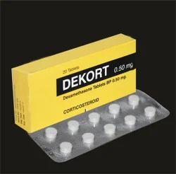 Dekot Tablets 0.5mg