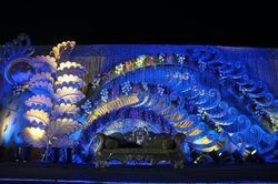 Wedding decoration in lucknow stage decoration junglespirit Images