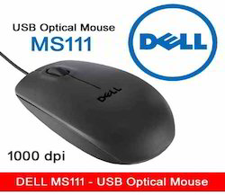 Dell USB Mouse Ms116 (1yr Direct) 1yr