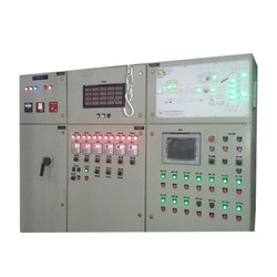 Powder Coating Control Panel