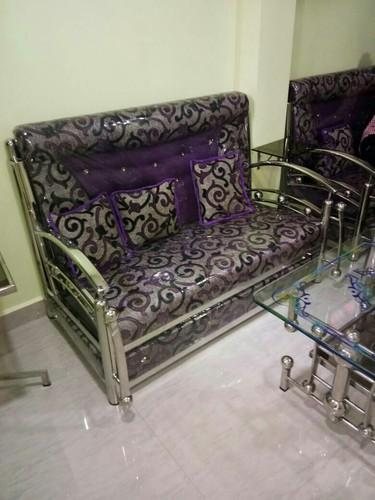 Jindal Steel Sofa Set Rs 28000 Set N A Steel Enterprises Id 15484194733