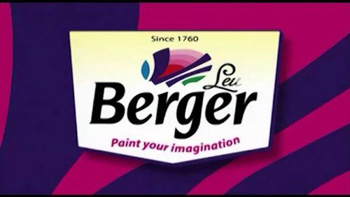 Berger Ferrotol Hr Aluminium Paint Packaging 20 L Rs 195 Litre Id 13641106848