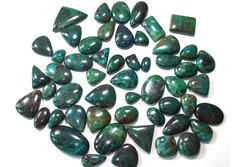 Chrysocolla Cabochon Mix Shape Gemstone