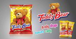 Madhur Teddy Caramel Candy, Packaging Type: Packet