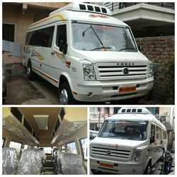 Tempo Traveler For Rent Outstation Trip