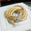 Snake Belt Cum Necklace