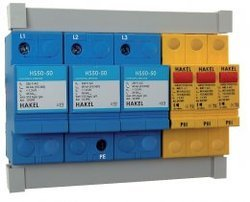 Lightning and Switching Surge Arresters