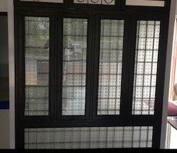 Wooden Type Steel Windows