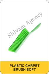 Soft Plastic Carpet Brush