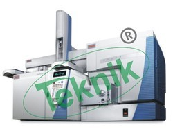 Coupled Gas Chromatography Machine