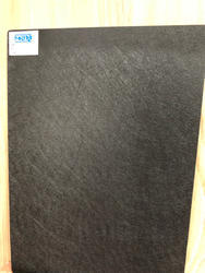 Embossed Black PP Board