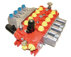 Load Sensing Valve System For The Main Control Block