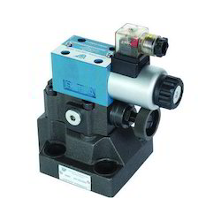Hydraulic Pilot Operated Valve