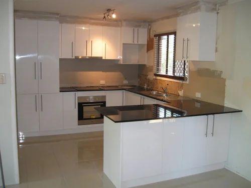Kinds Of Modular Kitchens U Shaped Kitchen Service