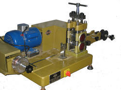 Automatic Flat Carbide Rolling Machine, Wire, Cold Rolling Mill