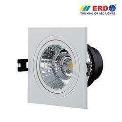 5W LED COB Square Spotlight
