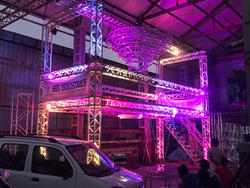 DJ Lighting Equipment Aluminum Truss