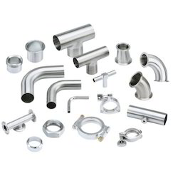 Stainless Steel 347H Fittings
