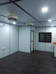 Prefabricated Interior Portable Cabins