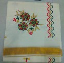 Kerala Cotton Saree