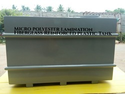 FRP Square Storage Tank
