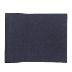 Dark Blue Dyed Fabric