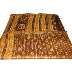 Party Wear Printed Chanderi Silk Saree, 5.2 M (separate Blouse Piece)