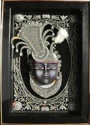 Shrinathiji Mukharvind Painting