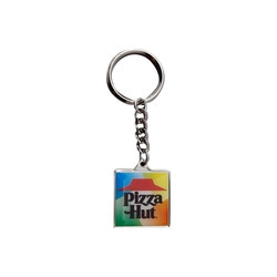 Laminated Keychain