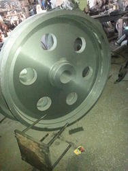 Cast Iron Flywheel, for Industrial