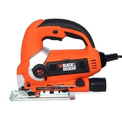 Black & Decker KS900E Jig Saw 85 mm, 600 W, 3000 spm with Variable Speed, 600 Watt
