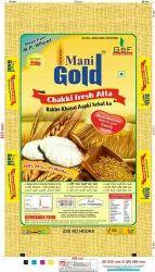 Mani Gold 25 Kg Chakki Fresh Atta, 3 Month, Packaging Type: Bag