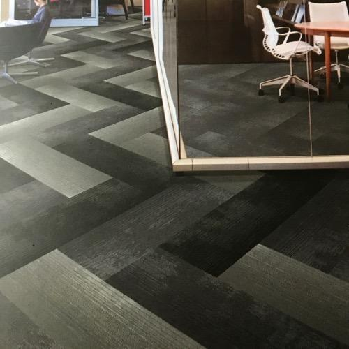 Nylon Office Carpet Tiles