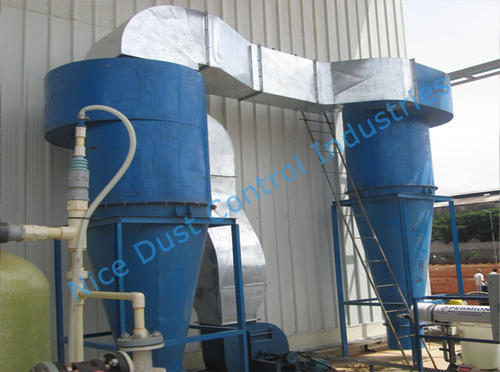 Nice Dust Control Industries New Delhi Manufacturer Of