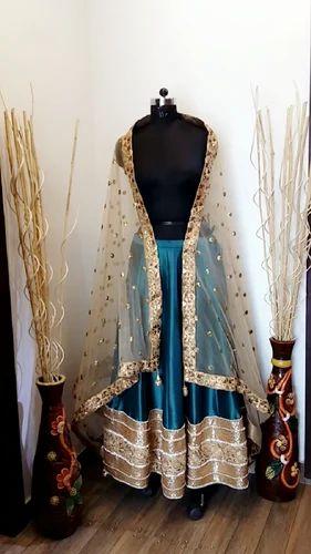 e8437b770d Raw Silk Designer Lehenga at Rs 8500 /piece | सिल्क लहंगा ...