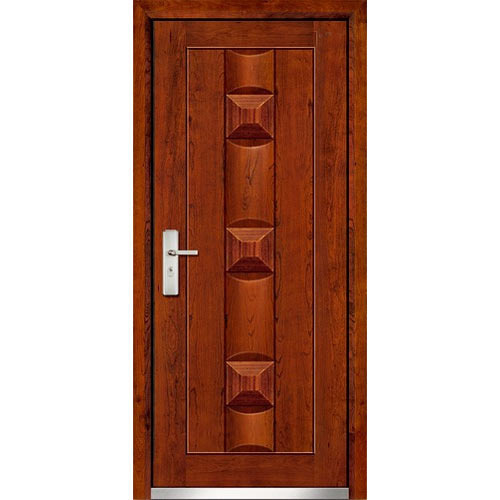 Hinged Brown Single Wooden Door Rs 5000 Piece Pvk Timber Trading
