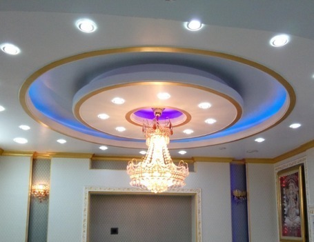 Pop False Ceiling Designing
