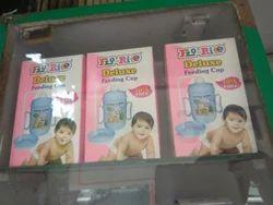 Baby Plastic Feeding Cup