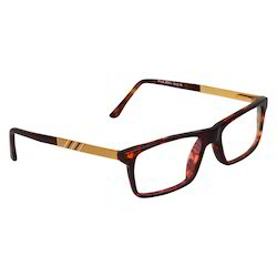 Glaze Iwear Acetate Frame With Fancy Metal Side