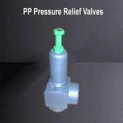 PP Pressure Relief Valves