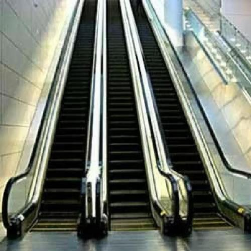 Stainless Steel Escalators : Stainless steel escalator elevators escalators sai