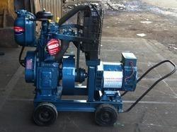 1 Kva Bajaj-m Portable Diesel Generator Set