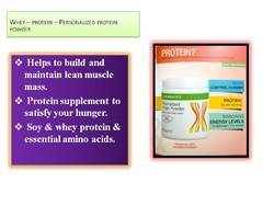Weight Gain Nutrition Personalised Protein Powder, 200 Gm