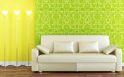 PVC Horizontal Interior Wallpaper, Thickness: 8-14 mm