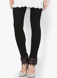 Girls Lace Legging