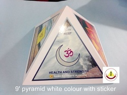 Wooden Pyramid Only Cap