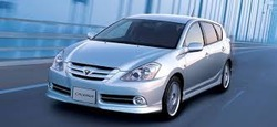 Toyota Caldina Used Car